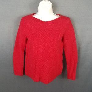 4/10-  Talbots Small Petite sweater
